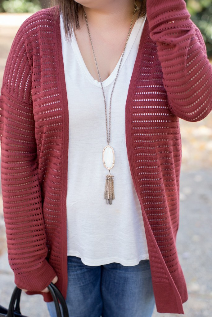 Head to Toe Chic-@akeeleywhite-Cozy Cardigan