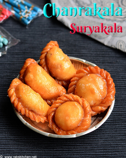 chandrakala-recipe