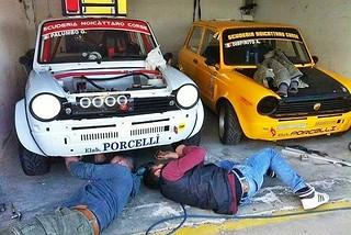 """Noicattaro. Terza prova del terzo """"Trofeo Autodromo del Levante"""" front"""