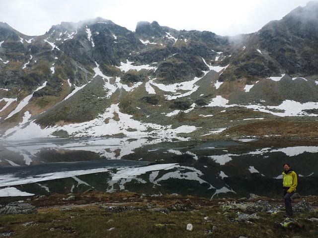 Velke Hincovo pleso, High Tatras, Slovakia