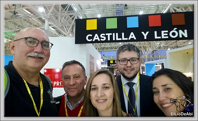 Castilla y León Travel Bloggers se presenta en Intur 2016 (0)