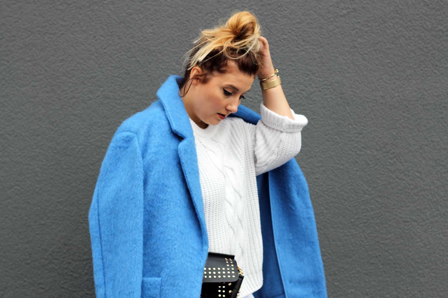 outfit-look-style-modeblog-fashionblog-blauer-mantel-jeans-balenciaga-lookalike-boots-chloe24
