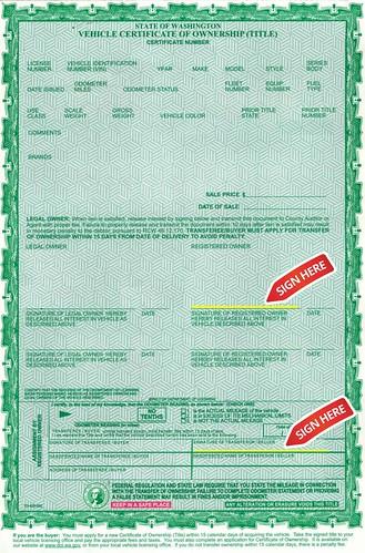 Car Title Memorandum Auto Title Loans