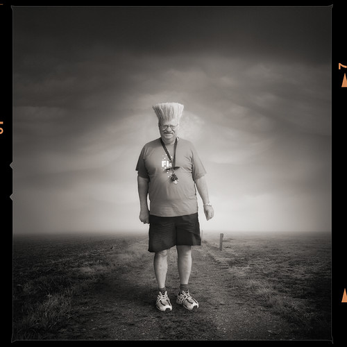 Mister Henri D. goes jogging | by yves.lecoq