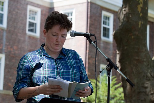Governors Island Poetry Festival