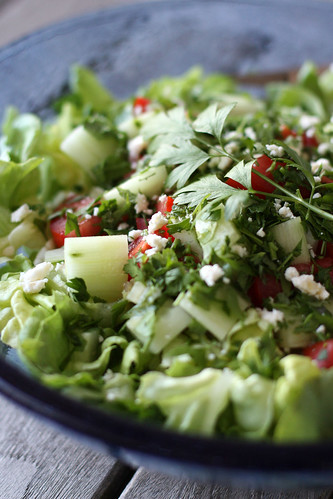 A Twist on Tabbouleh Salad | by Carrie Minns