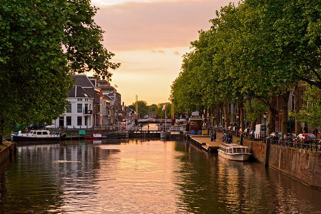 Utrecht sunset