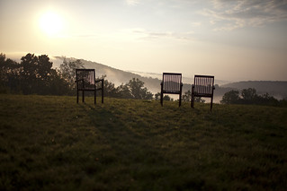 Trio Of Chairs (Putnam County, NY) | by EvanBrockett