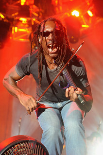 Boyd Tinsley | by DMBcaravan