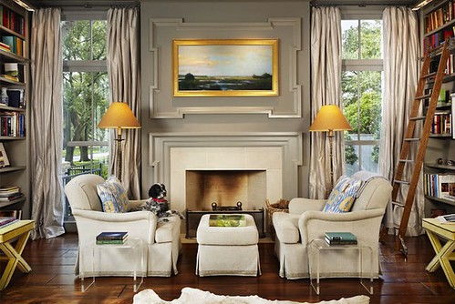 Gorgeous Gray Yellow Living Room Benjamin Moore 39 Dolphi Flickr