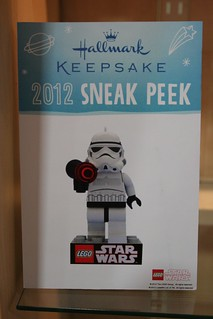 Hallmark LEGO Stormtrooper Ornament For 2012 | by fbtb