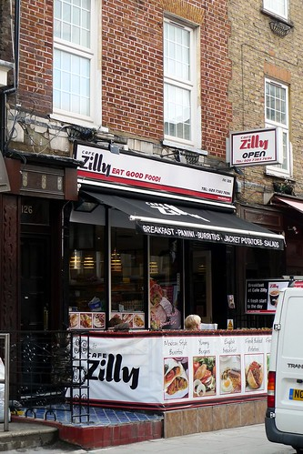 Cafe Zilly, Fitzrovia, W1 | by Ewan-M