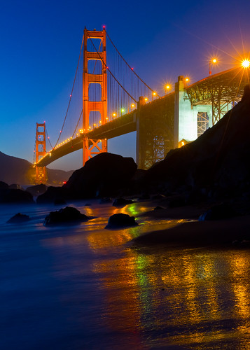 Golden Gate Bridge - Marshall Beach | by BBrown57