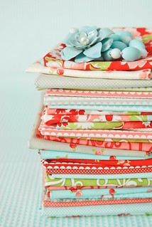 Ruby by Bonnie and Camille for Moda Fabrics | by croskelley