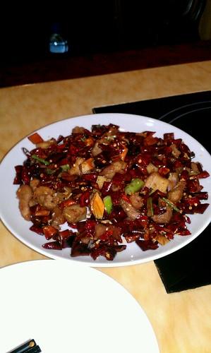Xie Xie Restaurant Menu