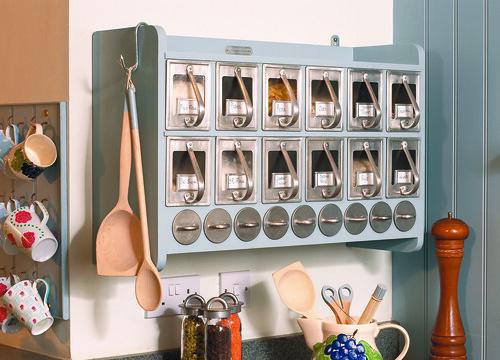 Kitchen Unit Storage Living Room Drawer