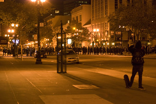 #OccupyOakland | by Richrad T.