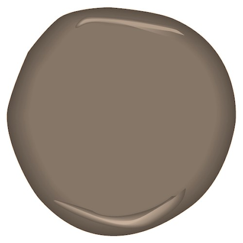 chocolate velvet CSP-235 | by Benjamin Moore Colors