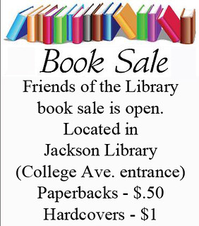 Book Sale | by i.minerva luvs Jackson Library