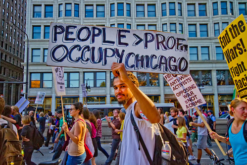 Occupy Chicago | by SpookieTheSpy
