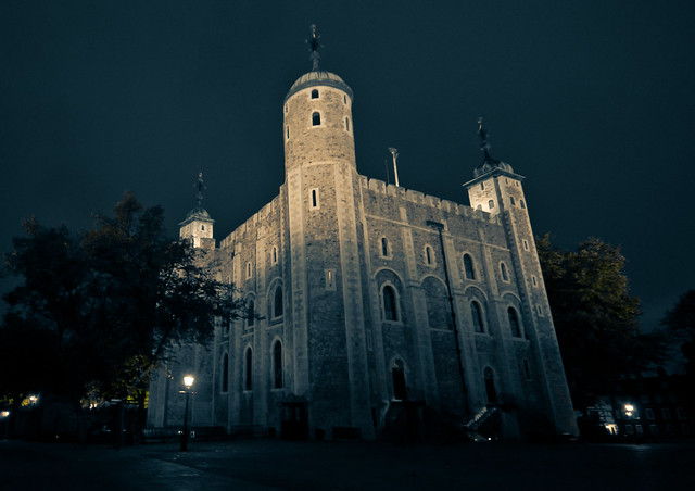 Tower Of London Night 1