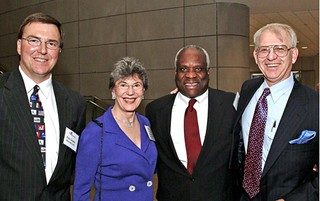 SCOTUS Thomas at Heritage Presidential Dinner | by Bob Sloan1