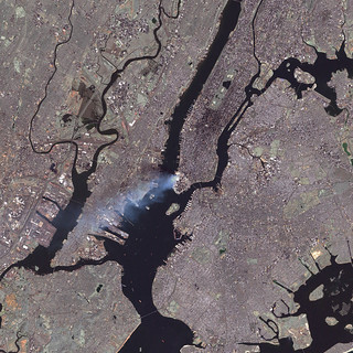 Aftermath of World Trade Center Attack | by NASA Goddard Photo and Video