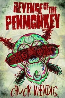 REVENGE OF THE PENMONKEY | by curious_spider