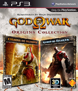 God of War: Origins Collection for PS3 | by PlayStation.Blog