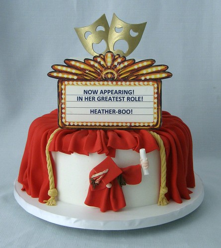 Hollywood Style Cakes