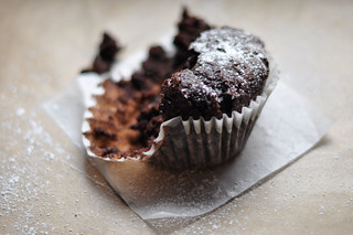 A delicious chocolate muffin | by emmadiscovery