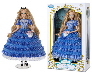 Limited Edition Deluxe Alice In Wonderland Doll | by Madambrightside