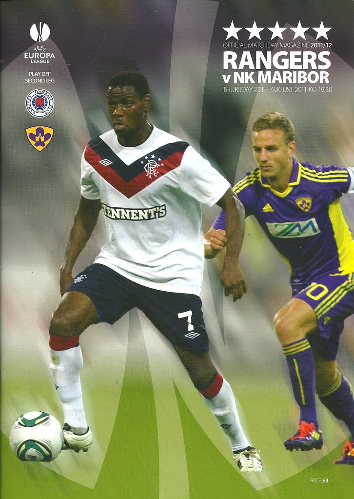 rangers vs maribor - photo #35