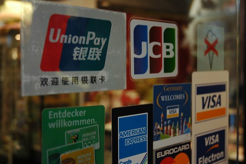 China UnionPay is supported widely in Germany | by Richard Bao
