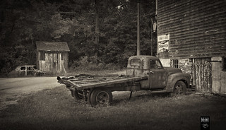 Old Garage | by crabsandbeer (Kevin Moore)