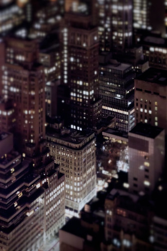 Miniature NYC | by Sunset Noir