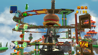 BurgerTime World Tour for PSN | by PlayStation.Blog