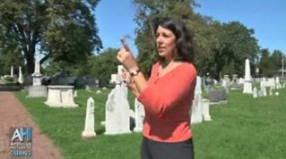 RebeccaCspan | by Historic Congressional Cemetery