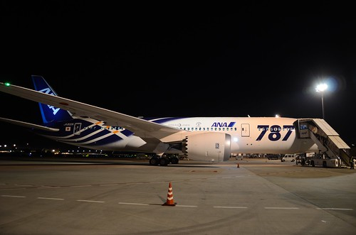 All Nippon Airways Boeing 787 Dreamliner JA802A ZA103 | by Jon Ostrower
