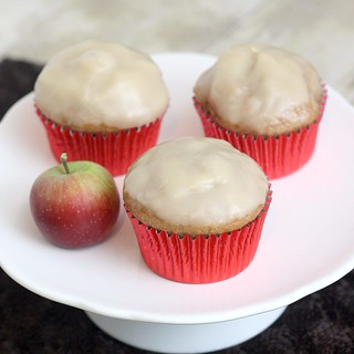 Apple Fritter Muffins | by Tracey's Culinary Adventures