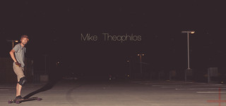 Mike Theophilos | by [bendersama]