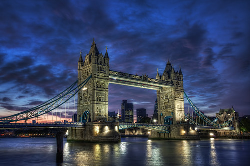 Tower Bridge Blue Hour | by TheFella