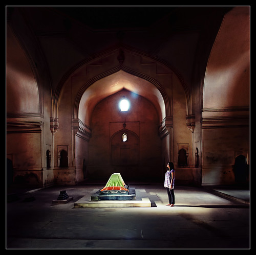 ancient light...from the tombs | by PNike (Prashanth Naik..back after ages)