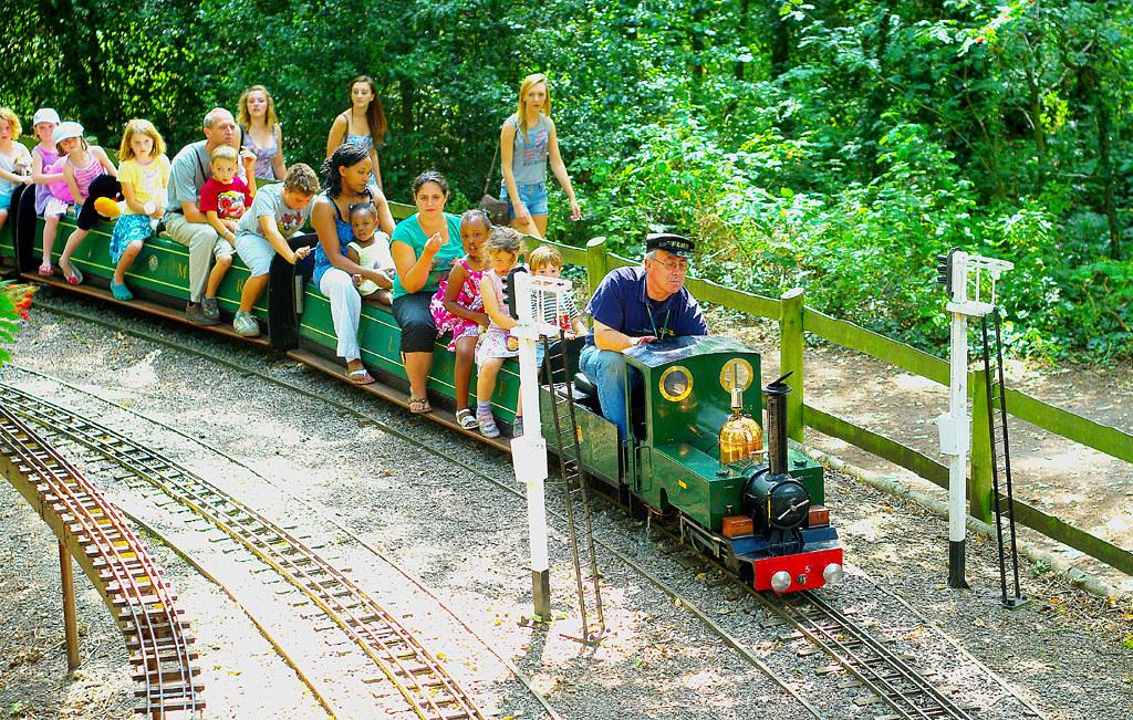 Frimley Lodge Miniature Railway | Flickr