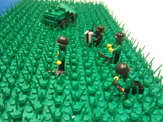 ww2 lego german base blowup pic 2 | by Branman1998