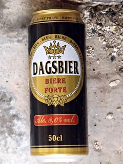 Karlsberg, Dagsbier Bière Forte, Germany