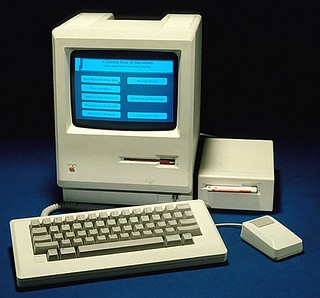Apple Macintosh (serial # 1) computer, from 1985 | by national museum of american history