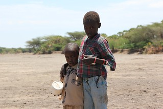 The desperate search for water in Turkana, Kenya | by DFID - UK Department for International Development