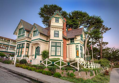 Green Gables Inn Pacific Grove Ca Perhaps The Most