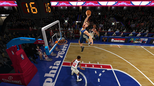 NBA JAM: On Fire Edition | by PlayStation.Blog